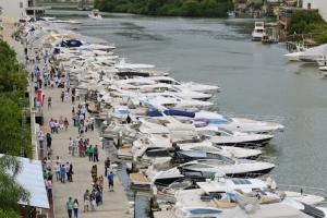 Sétimo Festival Náutico Tedesco Marina