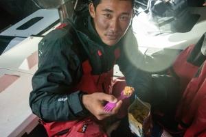 Allan Lan:Dongfeng Race