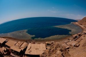 Blue Hole Mergulho Egito Dahab