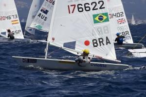 Mundial de Vela - Robert Scheidt