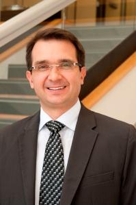 Marcelo Puscar, diretor de motores marítimos da Volvo Penta South America