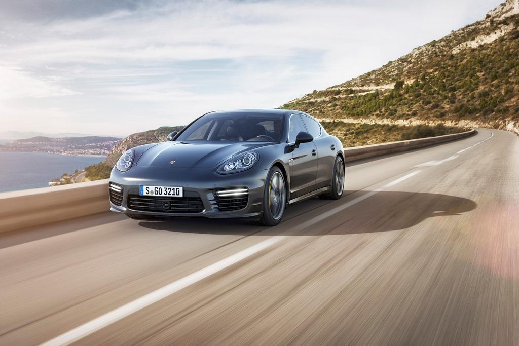 Porsche Panamera Turbo S Desempenho E Luxo Para Condutores Exigentes Perfil Nautico