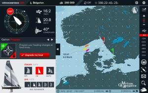 Regata Virtual Volvo Ocean Race