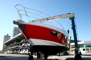 Tedesco Marina Travel Lift