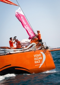 Volvo Ocean Race - Alicante - Team Alvimedica