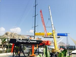 Volvo Ocean Race - Brasil 1 em Alicante