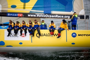 Volvo Ocean Race - Brasil 1 - 2005 / 2006