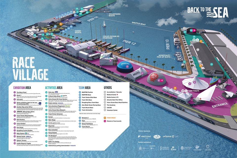 Volvo Ocean Race - Alicante