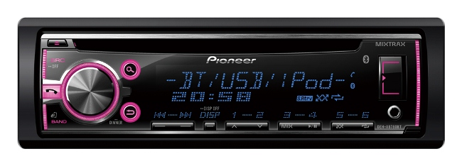 CD player DEH-X6780BT