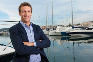 Jacopo Spadolini CEO da Silver Arrows Marine