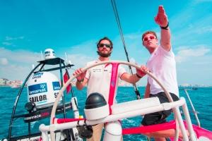 Volvo Ocean Race - Alicante - Prince Carl Philip