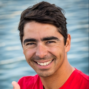 Volvo Ocean Race - André 'Bochecha' Fonseca