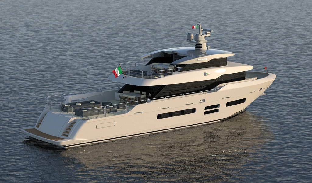 Canados Yachts Oceanic 90
