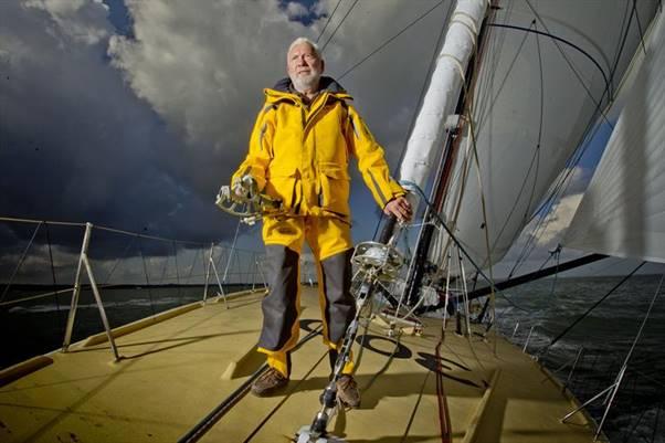 Regata Transatlântica Rota do Rum - Sir Robin Knox Johnston