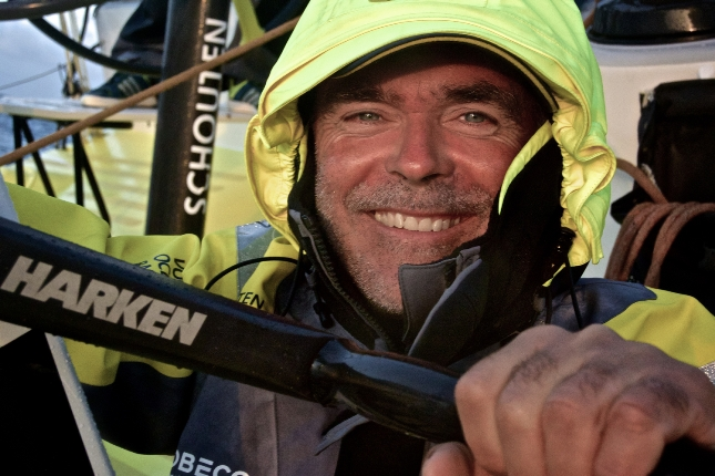 Volvo Ocean Race - Team Brunel