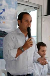 "Leandro ""Mané"" Ferrari presidente da Acatmar"