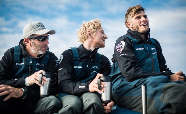 Team Vestas Wind Volvo Ocean Race