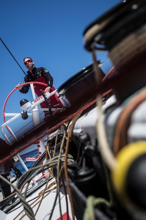 Volvo Ocean Race MAPFRE