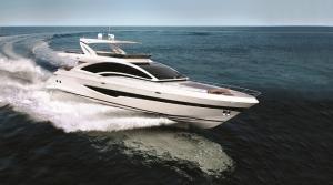 Intermarine 95 - Linha Yacht