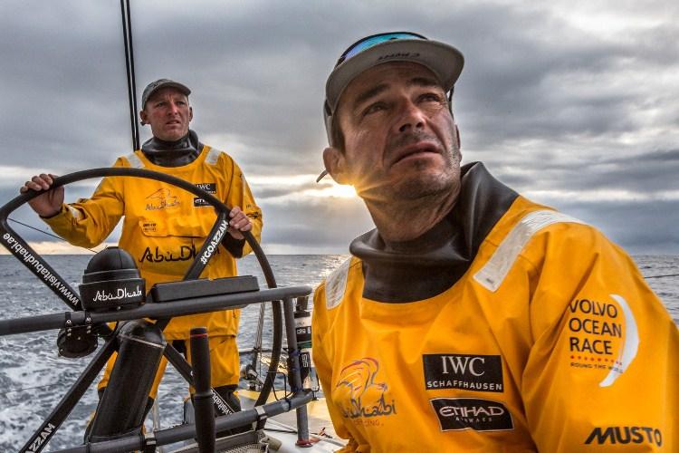 Volvo Ocean race Abu Dhabi