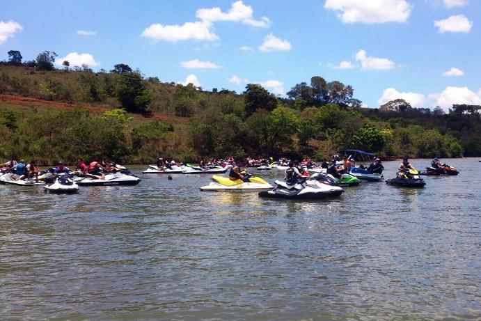 Passeio no Rio Grande organizado pela GP Mini, em Minas Gerais(3)