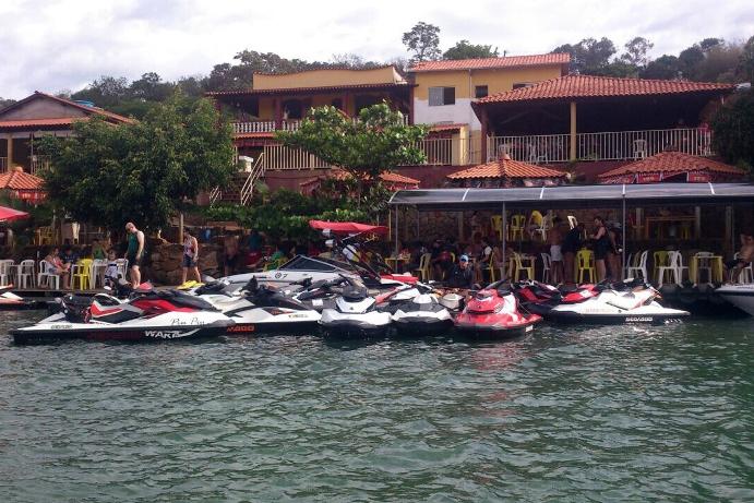Passeio no Rio Grande organizado pela GP Mini, em Minas Gerais(5)