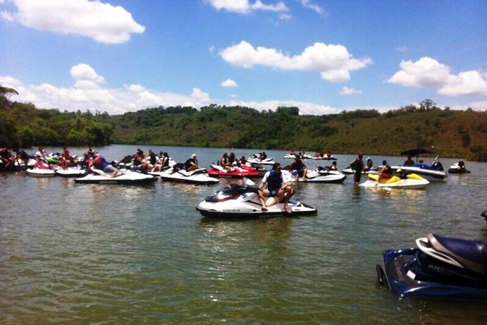 Passeio no Rio Grande organizado pela GP Mini, em Minas Gerais(6)