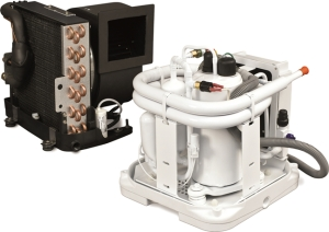 Emerald Split-Gas Marine Air Conditioning System