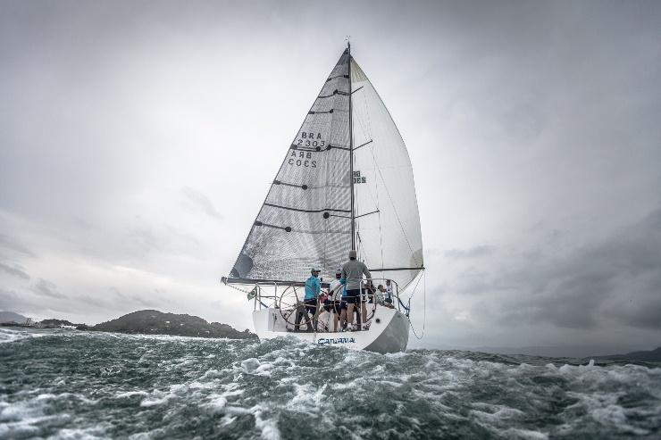 Regata Volta à Ilha de Santa Catarina