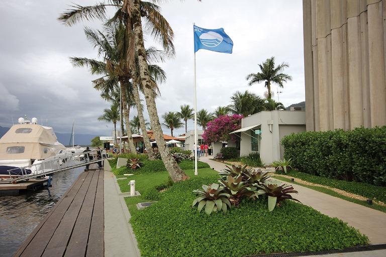 Bandeira Azul da Marinas Nacionais da temporada 2014/2015
